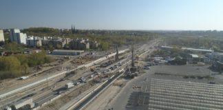 Przebudowa DK 94 w Sosnowcu – fot. UM Sosnowiec