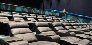 Sala Helios Dream w Sosnowcu – fot. Kino Helios Sosnowiec