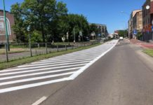Ulica Orla w Sosnowcu – fot. UM Sosnowiec
