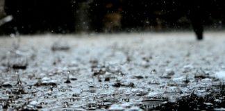 Deszcz - fot. Pixabay