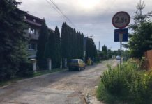 Ulica Generała Franciszka Jarosza na Środuli – fot. UM Sosnowiec