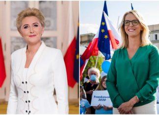 Kandydatki na Pierwszą Damę – fot. mat. pras.
