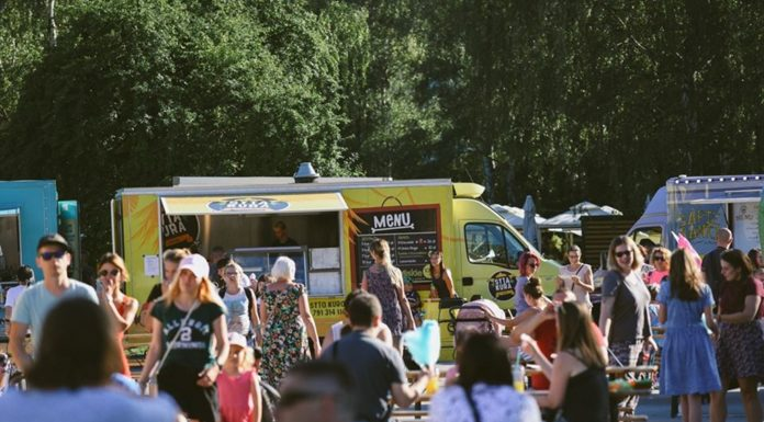 Trwa inwazja food trucków - fot. mat. pras.