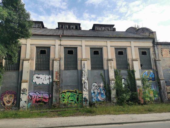 W tym miejscu powstanie Muzeum Zagłębiowskiego Górnictwa Węglowego w Czeladzi – fot. UM Czeladź
