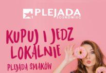 """Akcja """"Kupuj i jedz lokalnie"""" w Plejadzie – fot. Plejada Sosnowiec"""
