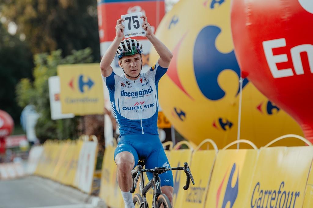 77. Tour de Pologne 2020. Remco Evenepoel zwycięzcą czwartego etapu   Twoje Zagłębie