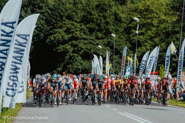 Pierwszy etap 77. Tour de Pologne 2020 - fot. Szymon Gruchalski