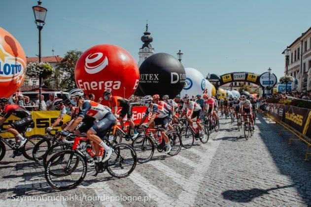 Trzeci etap 77. Tour de Pologne 2020 – fot. Szymon Gruchalski