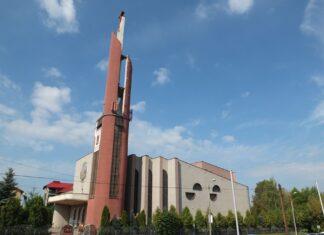 Rzymskokatolicka parafia pw. Najświętszego Serca Pana Jezusa w Będzinie - fot. Diecezja sosnowiecka
