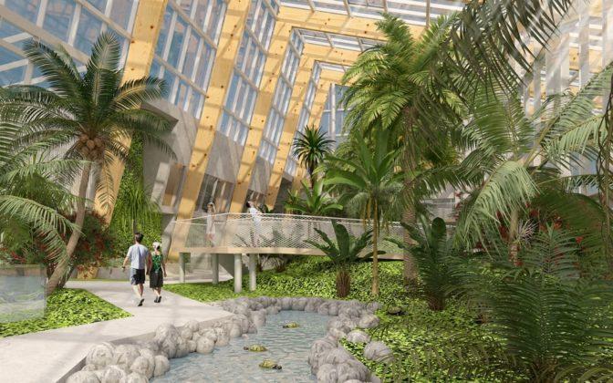 Nowe Egzotarium, czyli Centrum Edukacji Ekologicznej - fot. UM Sosnowiec