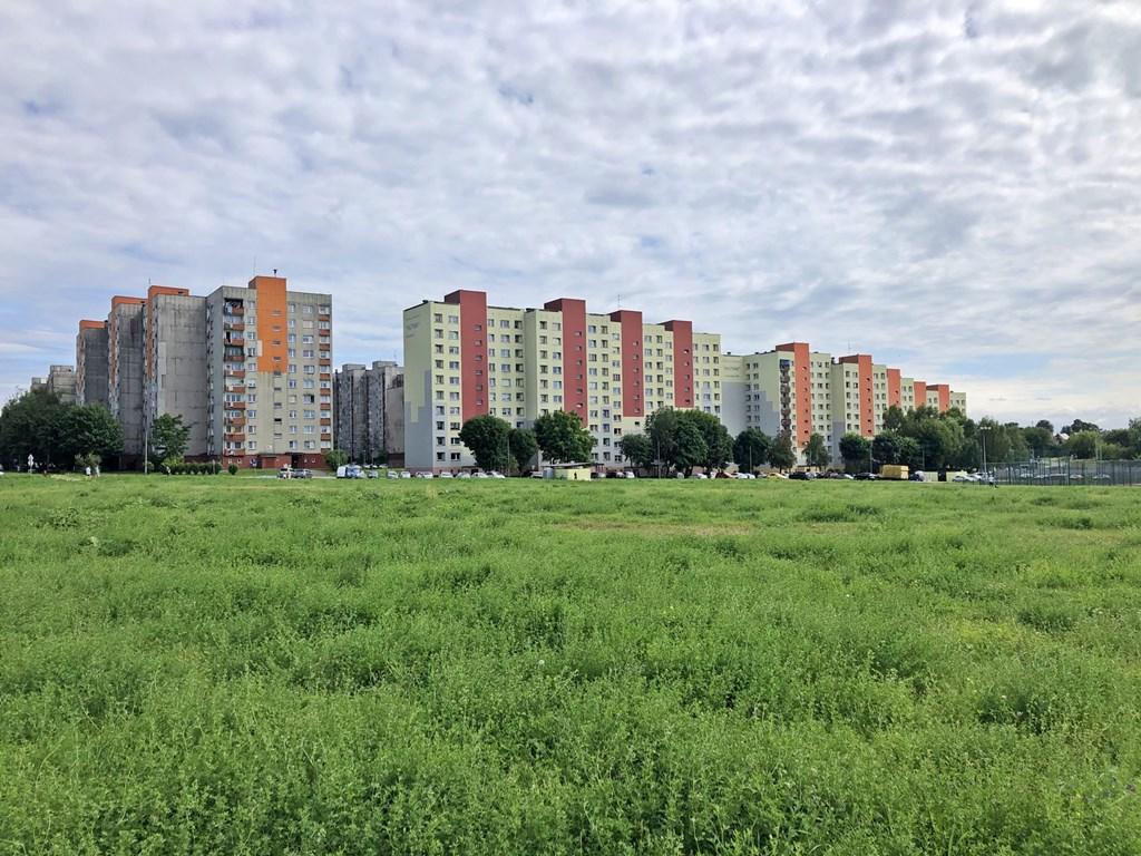Przy placu Papieskim w Sosnowcu powstanie park Zagórski – fot. UM Sosnowiec
