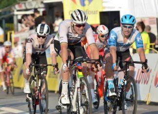 Mistrz świata Mads Pedersen zwycięzcą drugiego etapu 77. Tour de Pologne – fot. Szymon Gruchalski