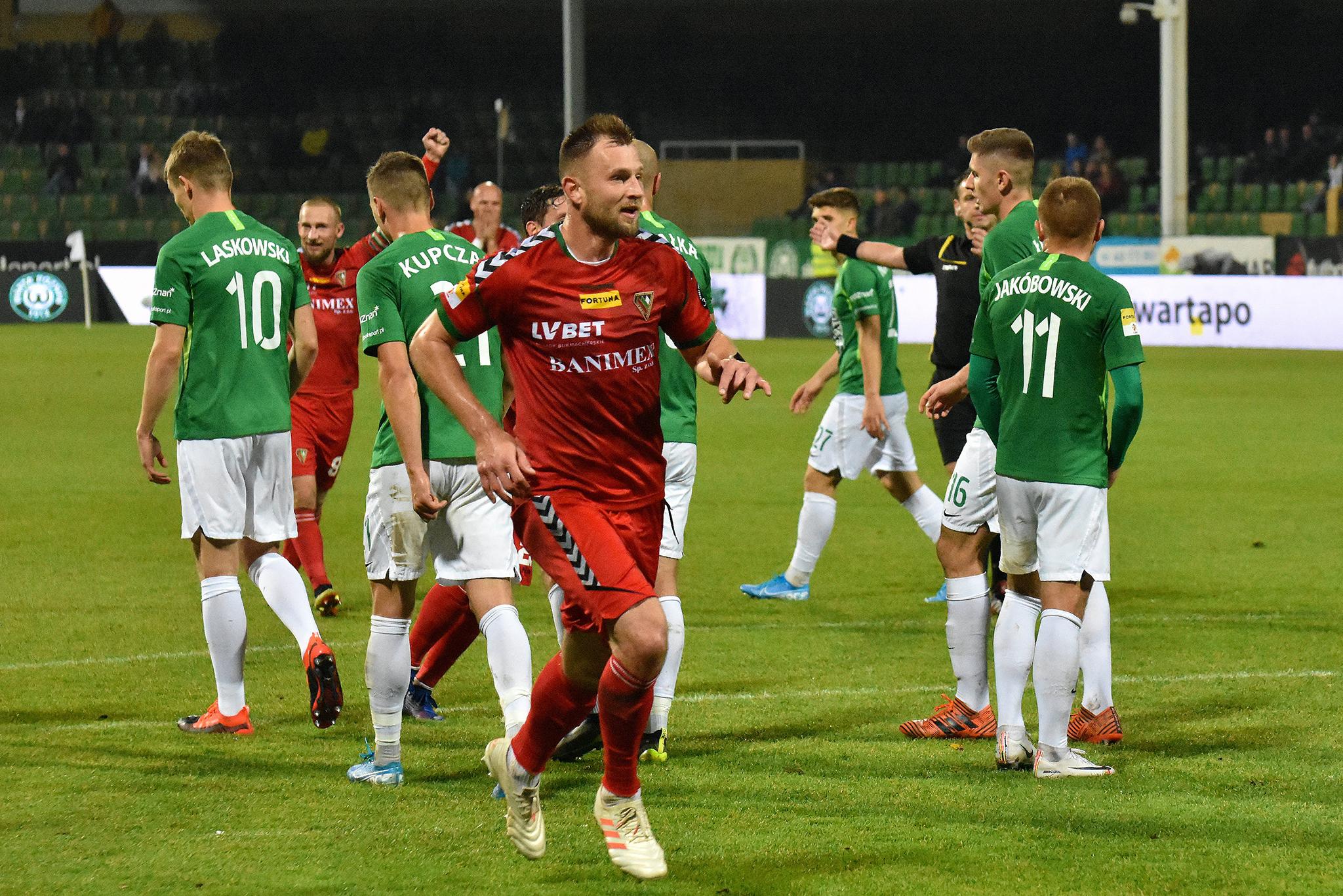 Rafał Grzelak odchodzi z Zagłębia Sosnowiec – fot. zaglebie.eu