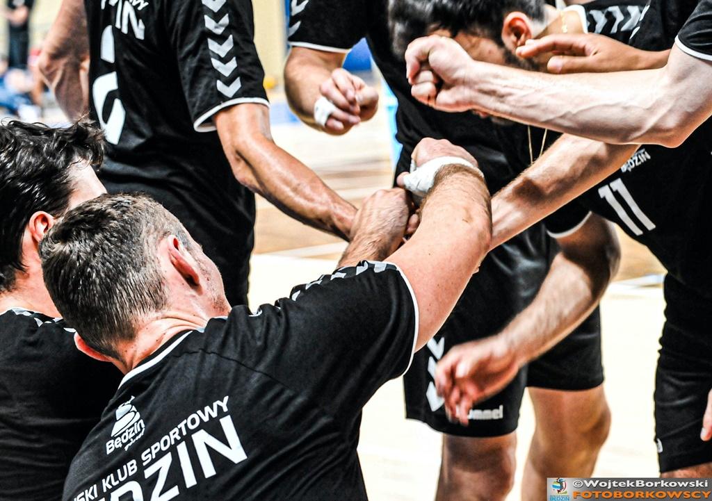 Siatkarze MKS-u Będzin - fot. Wojtek Borkowski/FOTOBORKOWSCY