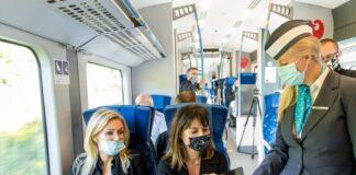 Za bilet na pociąg zapłacić można bezgotówkowo - fot. mat. pras.