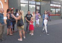 Protest koronasceptyków - fot. mat. pras.