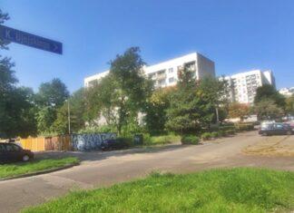 Powstaną nowe miejsca parkingowe przy ul. Ujejskiego - fot. MC