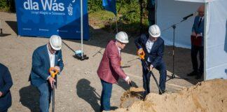 Rusza budowa nowej linii tramwajowej w Sosnowcu – fot. Maciej Łydek/UM Sosnowiec