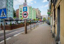 Modernizacja ulicy Małachowskiego - fot. UM Sosnowiec