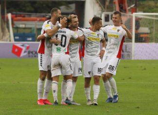 Zagłębie Sosnowiec – GKS Tychy 3:0 – fot. Marek Rybicki/zaglebie.eu