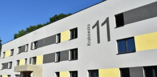 Centrum Usług Społecznych w Będzinie - fot. Starostwo powiatowe w Będzinie