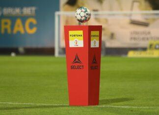 Fortuna 1 Liga – fot. Marek Rybicki