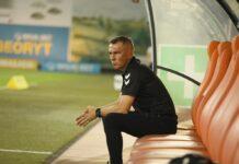 Trener Zagłębia Sosnowiec Krzysztof Dębek – fot. Marek Rybicki
