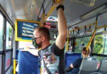 Policjanci potajemnie kontrolują autobusy i tramwaje – fot. Policja Sosnowiec