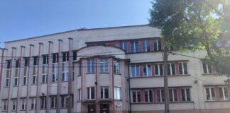 I Liceum Ogólnokształcące im. W. Roździeńskiego w Sosnowcu - fot. Arch. TZ