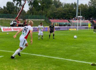 Zagłębie Sosnowiec – GKS Tychy 3:0 – fot. zaglebie.eu